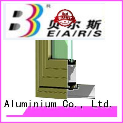 profile aluminium extrusion sections JinLan aluminium section