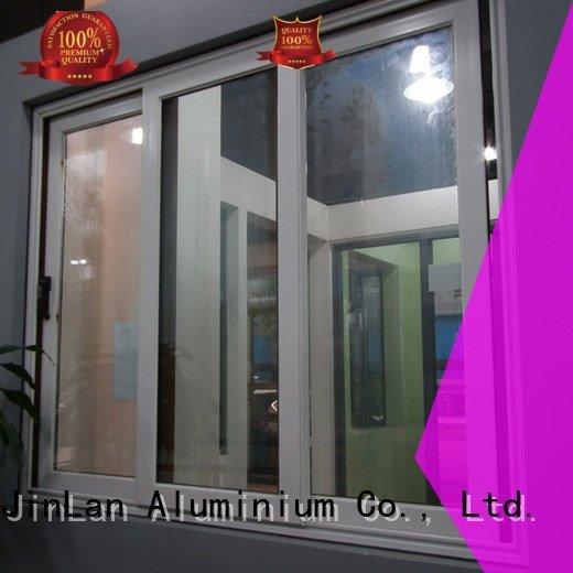 JinLan Brand casement aluminium aluminium windows doors sliding