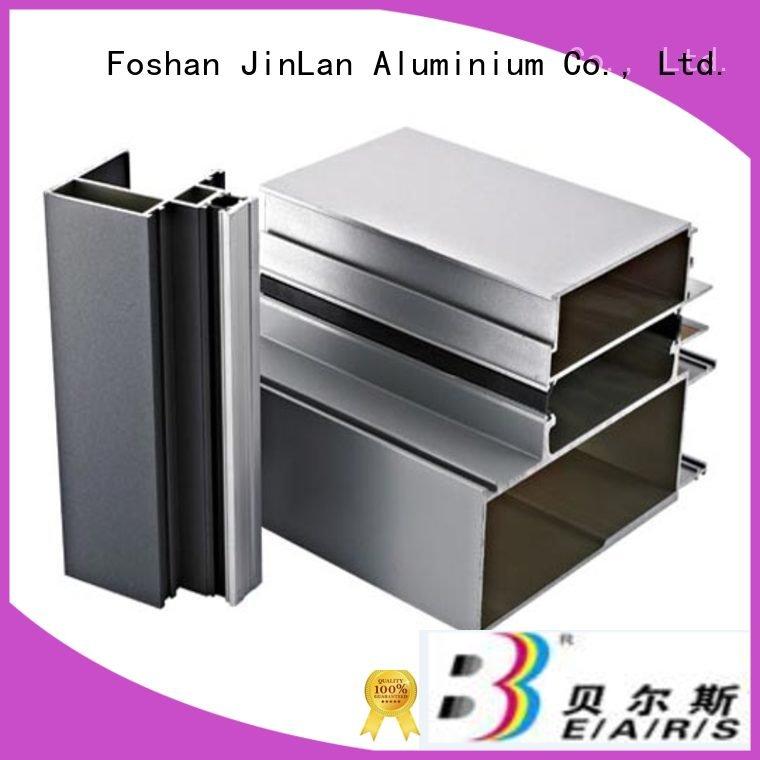 OEM aluminum rectangular tubing aluminium systems pipe aluminium extrusion manufacturers in china