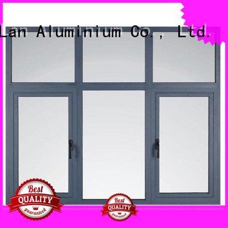 JinLan Brand casement aluminium windows