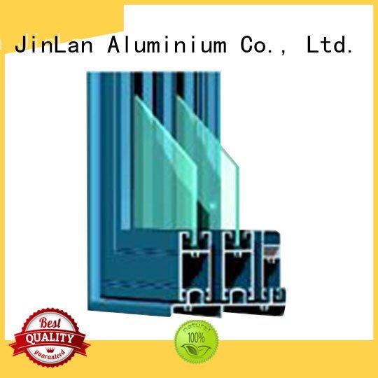 aluminium section grain profile aluminium extrusion sections
