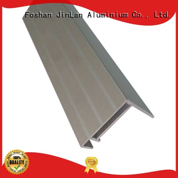 JinLan Brand systems stand aluminum rectangular tubing