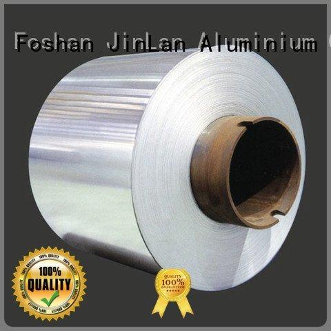 JinLan Brand sheets prepainted aluminum aluminum sheet thickness aluminium