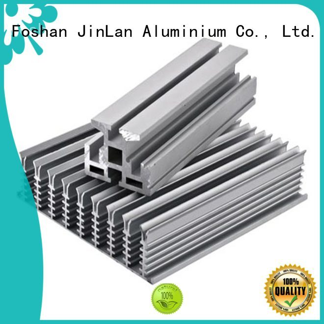 systems aluminium extrusion manufacturers in china aluminium pipe JinLan company