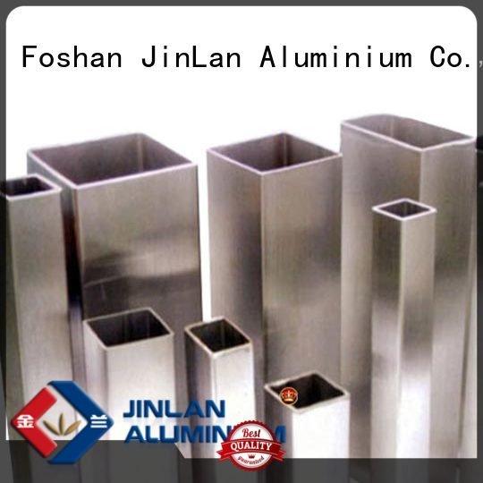 Custom systems aluminium extrusion manufacturers in china profile aluminum rectangular tubing