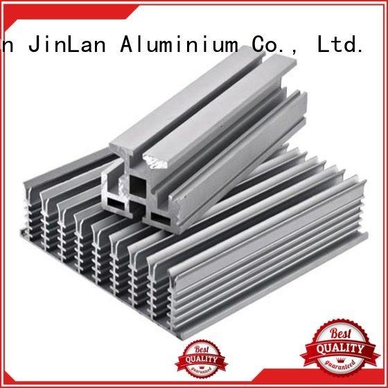 profile aluminium extrusion manufacturers in chinaJinLan Brand