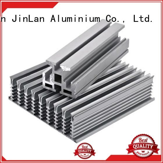 profile aluminium extrusion manufacturers in chinaJinLan Brand