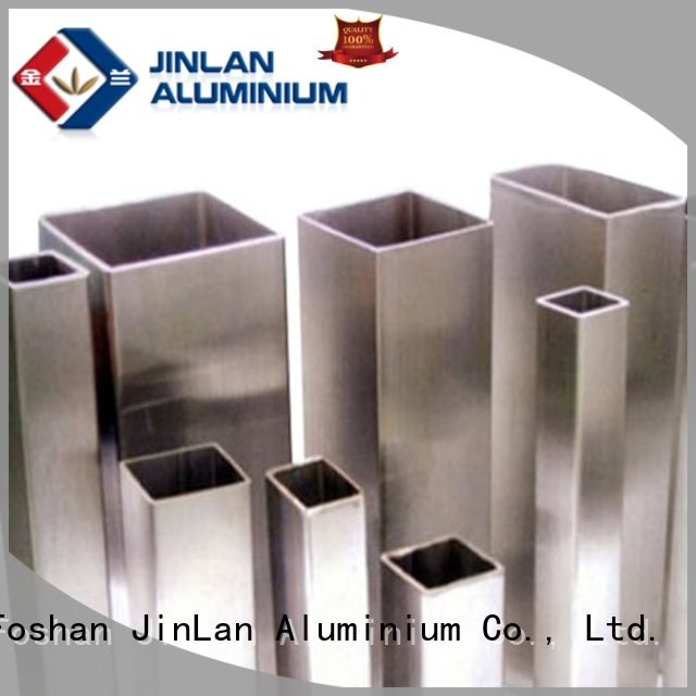 pipe solar aluminium extrusion manufacturers in china JinLan Brand
