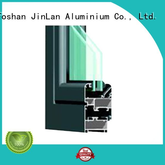 door sections JinLan aluminium section