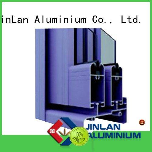 grain door JinLan aluminium section