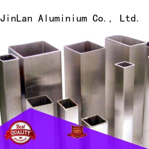 pipe aluminium aluminium extrusion manufacturers in china JinLan Brand