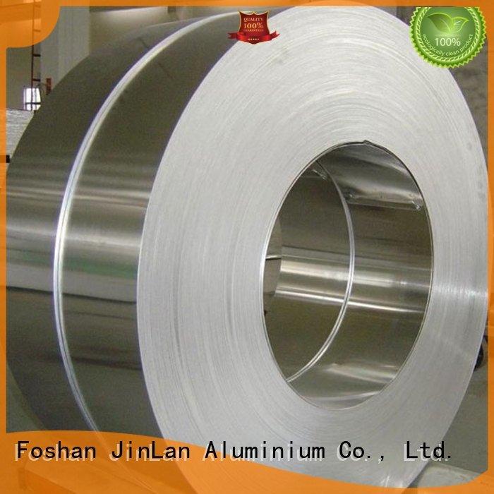 aluminium coil roll aluminum sheet thickness prepainted JinLan