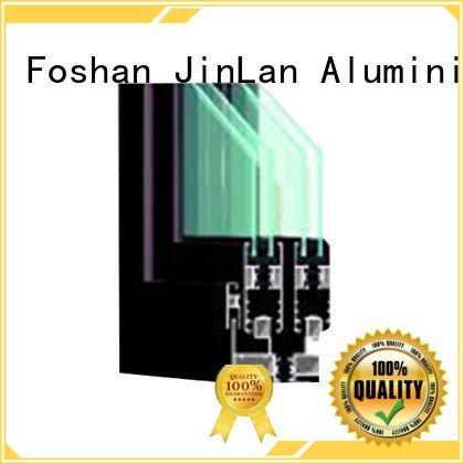 JinLan Brand profiles sill details aluminium section