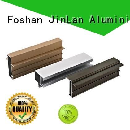 aluminium doors popular JinLan Brand aluminium sliding doors