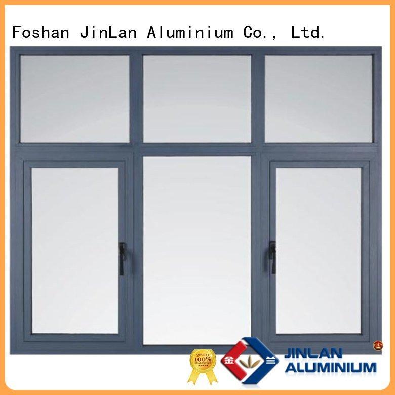 aluminium window frames window aluminium aluminium windows JinLan Brand