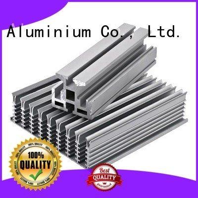 profile systems JinLan aluminum rectangular tubing