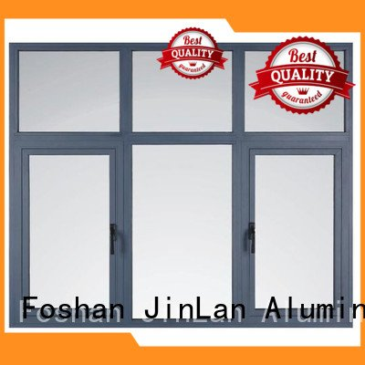 window casement frame aluminium window frames JinLan