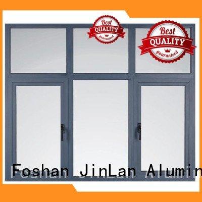 window casement frame aluminium window frames JinLan