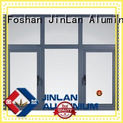 Quality JinLan Brand aluminium doors high quality