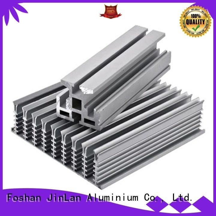 pipe JinLan aluminum rectangular tubing