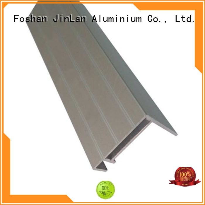 Wholesale aluminium aluminum rectangular tubing JinLan Brand