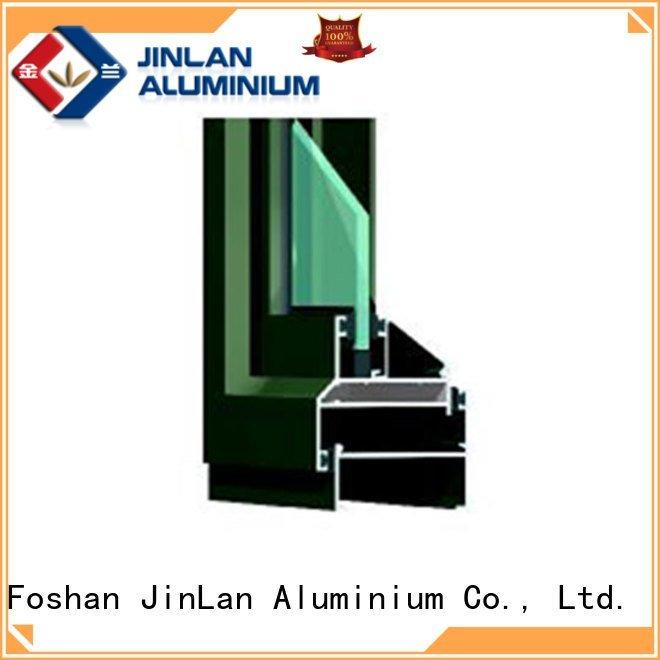 sections details JinLan aluminium section