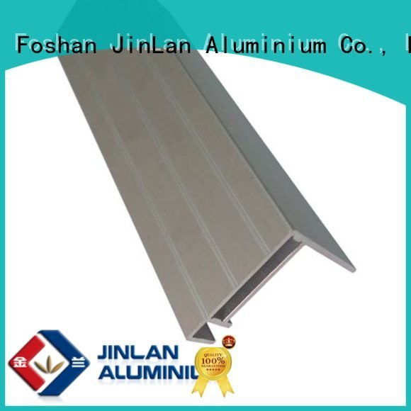 extrusion systems solar JinLan Brand aluminium extrusion manufacturers in china supplier