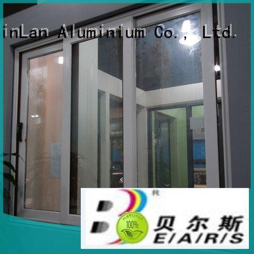JinLan aluminium window frames doors windows aluminium