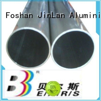 Custom profile aluminium extrusion manufacturers in china stand aluminum rectangular tubing