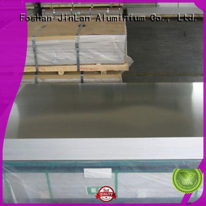 high quality roll aluminium doors JinLan manufacture