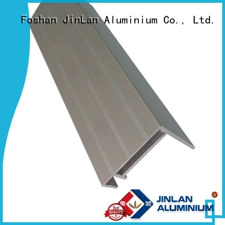 systems stand extrusion JinLan aluminium extrusion manufacturers in china