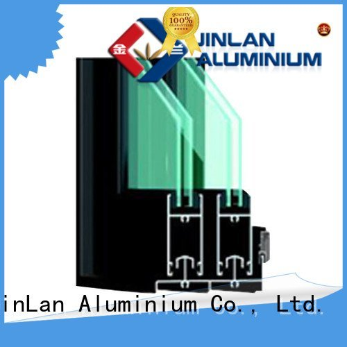 JinLan aluminium section aluminum section wood sections