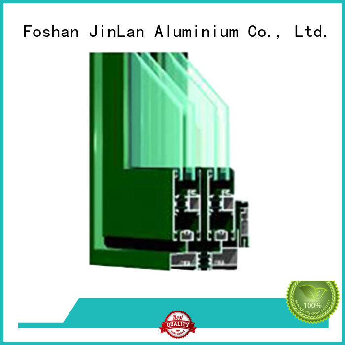 profile sliding aluminium extrusion sections sections JinLan Brand