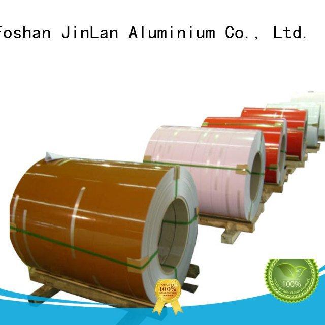 aluminium coil coil roll sheeting JinLan