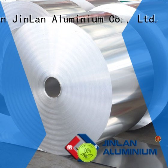 JinLan Brand cold prepainted embossed aluminum sheet thickness sheet