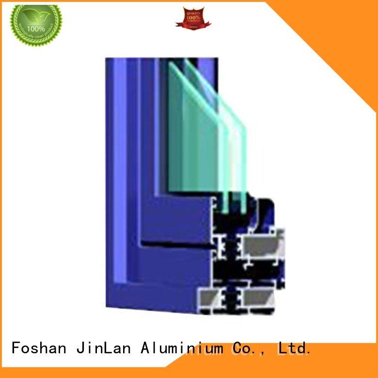 JinLan Brand best trendy aluminium doors door supplier