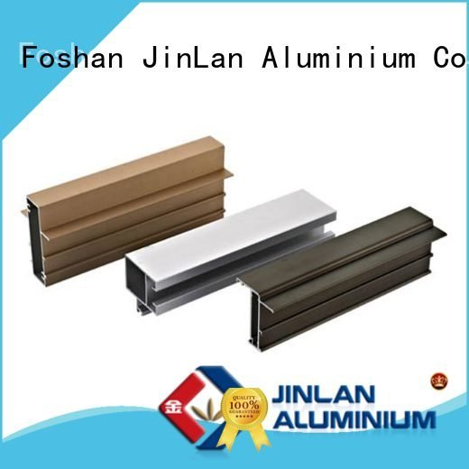 profile pipe aluminium extrusion manufacturers in china extrusion JinLan
