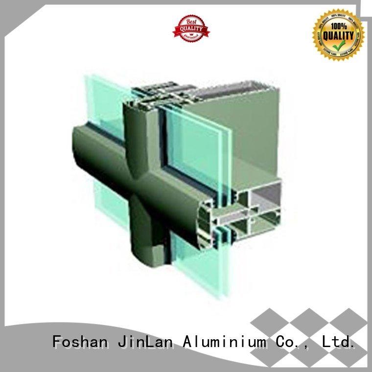 aluminium doors trendy hot sale hot selling JinLan Brand