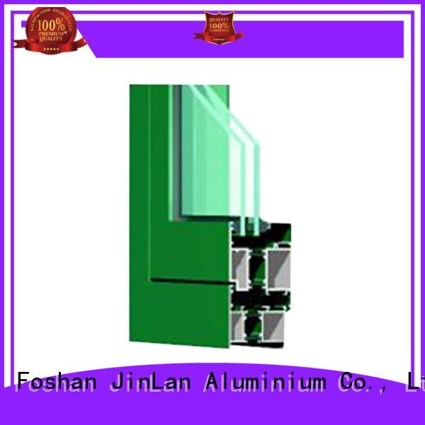 blasting JinLan aluminium section