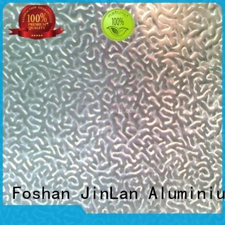 Quality JinLan Brand prepainted hot sale aluminium sliding doors
