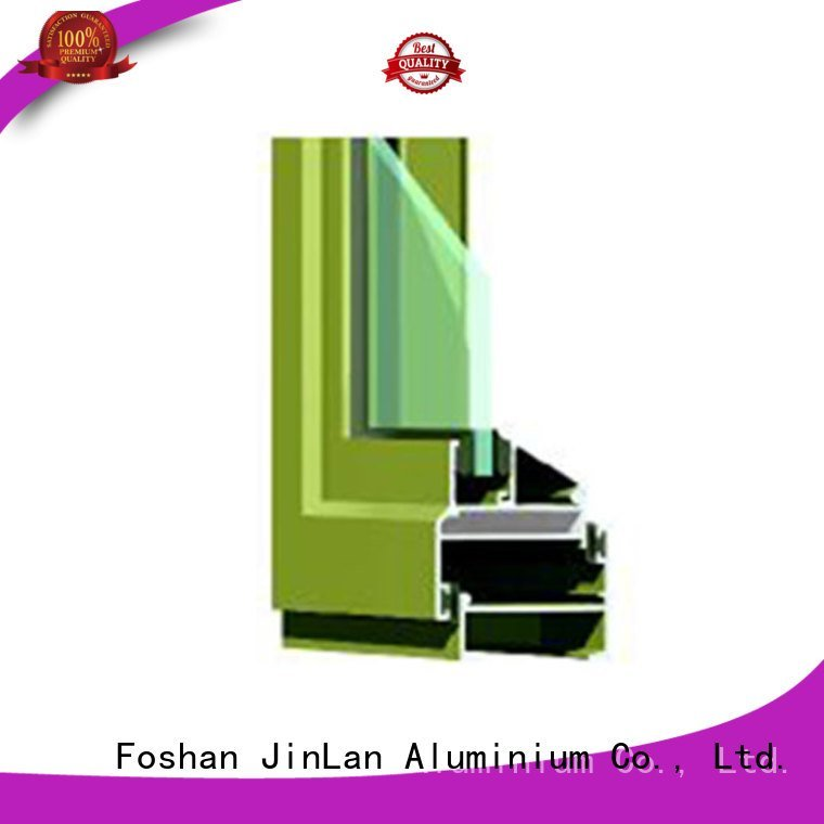 frame aluminium extrusion sections details JinLan
