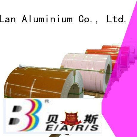JinLan Brand material prepainted sheeting aluminum sheet thickness cold