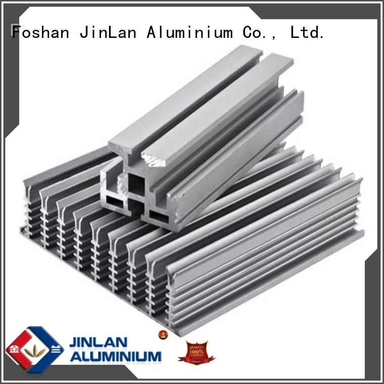 Hot aluminum rectangular tubing systems solar stand JinLan Brand