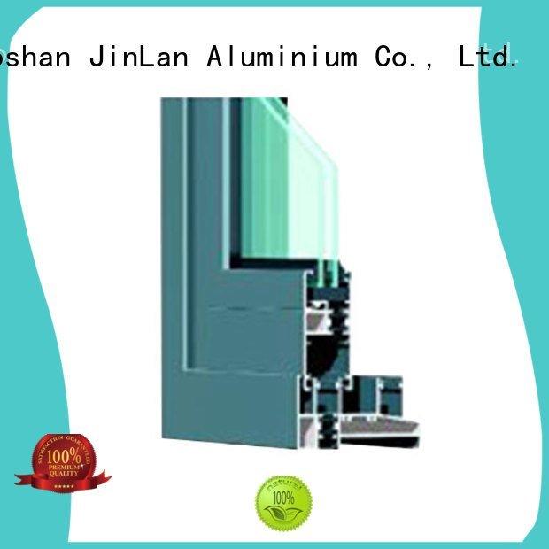 JinLan aluminium section sill details section door