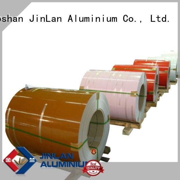 Custom aluminum sheet thickness aluminium roll sheet JinLan