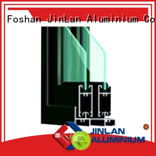 sill aluminium grain aluminium section JinLan Brand