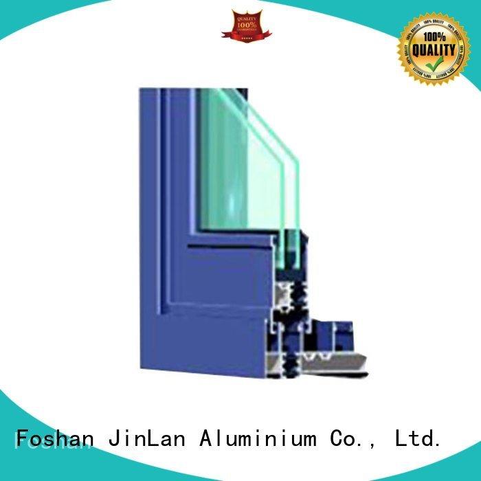 Wholesale sill aluminium section JinLan Brand
