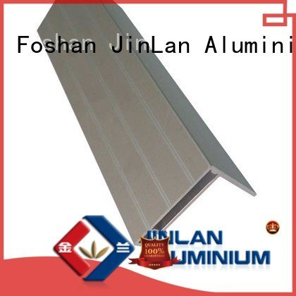 JinLan profile stand aluminium extrusion manufacturers in china solar extrusion