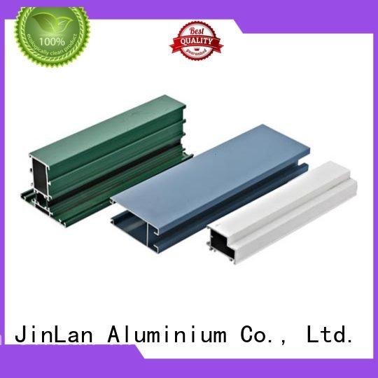 aluminium aluminium extrusion manufacturers in china stand extrusion JinLan