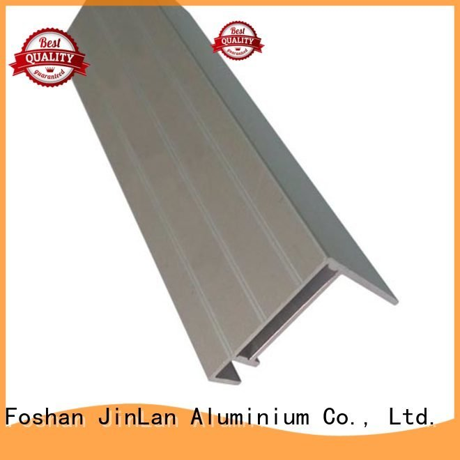 aluminum rectangular tubing systems extrusion aluminium extrusion manufacturers in china JinLan Brand